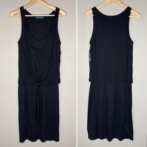Velvet Graham & Spencer Tie Front Sleeveless Dress